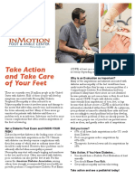 Take Action Flyer
