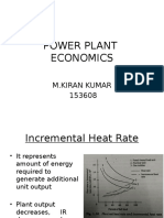 Power Plant Econimics 2