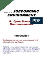 MEE 9 Open Economy Macroeconomics Class(2016) Final