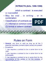 BLAW1 Form to Interpretation