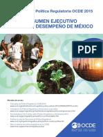 1. Panorama Política Regulatoria - RESUMEN Y PERFIL MEXICO