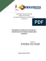 Trabajo Final Diplomado G.construcción- Maracay
