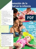 Promoción de la salud en la infancia
