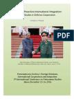 Thayer Vietnam's Proactive International Integration