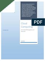 jarod cielo annotated bibliography for cloud computing