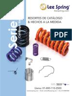 Catalogo DE RESORTES