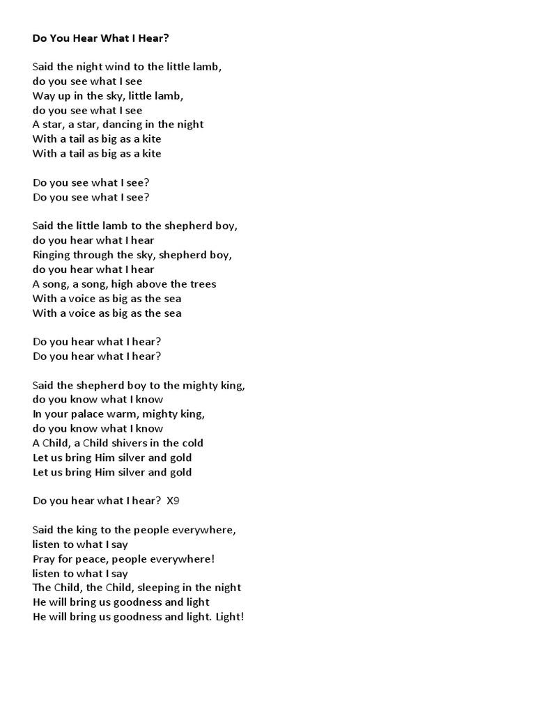 carol lyrics for 11th december christmas religion and belief