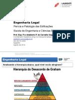 Aula 01 - Apres Eng Legal, Análise de Níveis de Exigência Reduzido