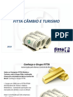 Apresentação sobre o Grupo Fitta