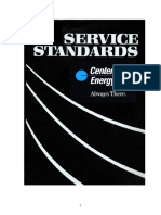 CenterPointEnergy ServiceStandards2013RevisionOct2013