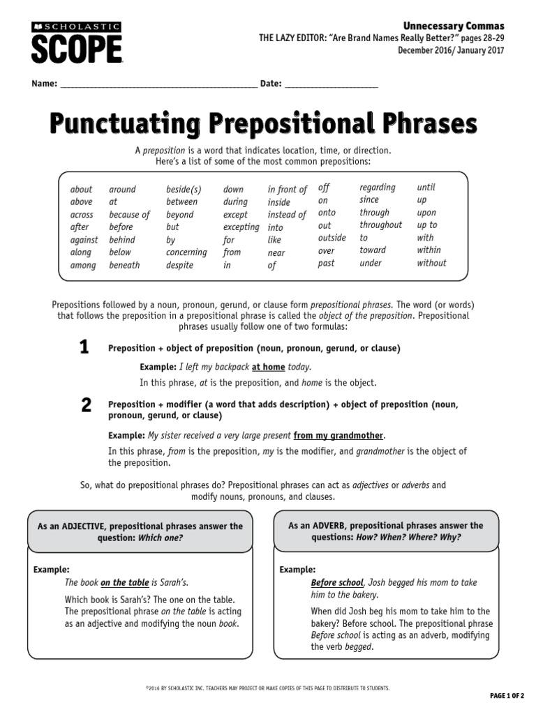 scope-120116-lazyeditor-commaswithprepositions | Preposition