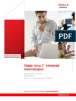 Oracle Linux 7 Advanced Administration Student Guide - D90758GC10_sg1