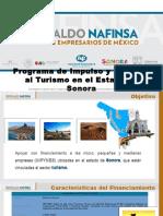 Impulso y Fomento Al Turismo Sonora