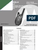 Manual Statii Motorola