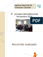 4u00BA Jornada Interinstitucional PNFD (1)