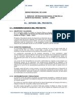 Estudios Basicos Del Proyecto Iei Nº 982 - Cc.nn Coriri