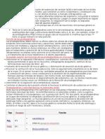 Prostaglandinas, Tromboxanos y Leucotrienos