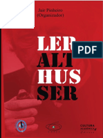 Ler Althusser eBook