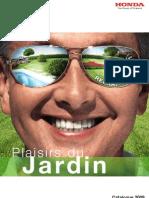 Be Fr Jardin Catalogue 2009