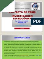 investigacintecnologica-101020192716-phpapp01