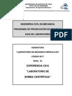 C916 Bomba Centrífuga