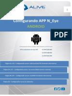 Tutorial Linha 5100 Android APP N_Eye