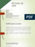 Arquitectura de Software u1p1