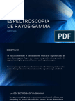 Espectroscopia de Rayos Gamma