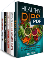 Healthy Cooking Box Set 5 in 1 Low Carb Vegetarian