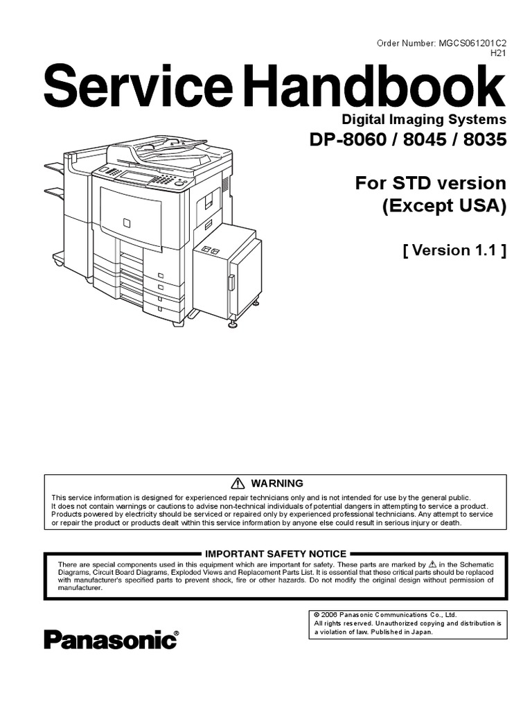 1509944010 panasonic dp8060 service masnual image scanner fax 4204 relay wiring diagram at edmiracle.co