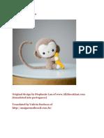 Monkey Pattern Pt Br