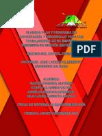 Act 29 Plan y Programa de Capacitacion