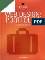 Taschen - Web Design - Portfolios