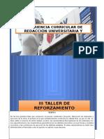 .Archivetempiii Taller de Reforzamiento-ru-2016 II - Copia