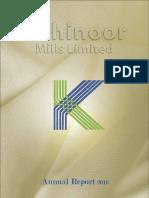 Km l Annual Report 2016