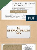 El Estructiralismo GGT
