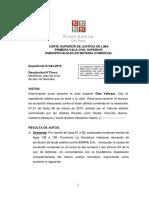 Exp. 00344-2015-0-1817-SP-CO-01