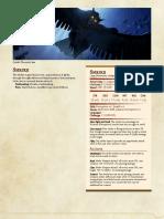 Dauntless Behemoths WIP