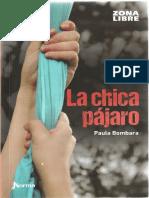 Novela La Chica Pajaro de Bombara