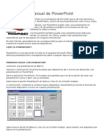 Manual de PowerPoint