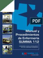 Manual de Procedimientos de Enfermeria