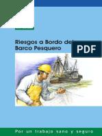Riesgos Bordo Barco Pesq