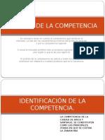 Analisis de La Competencia