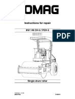 Bomag BW145DH-3/PDH-3 Service Manual