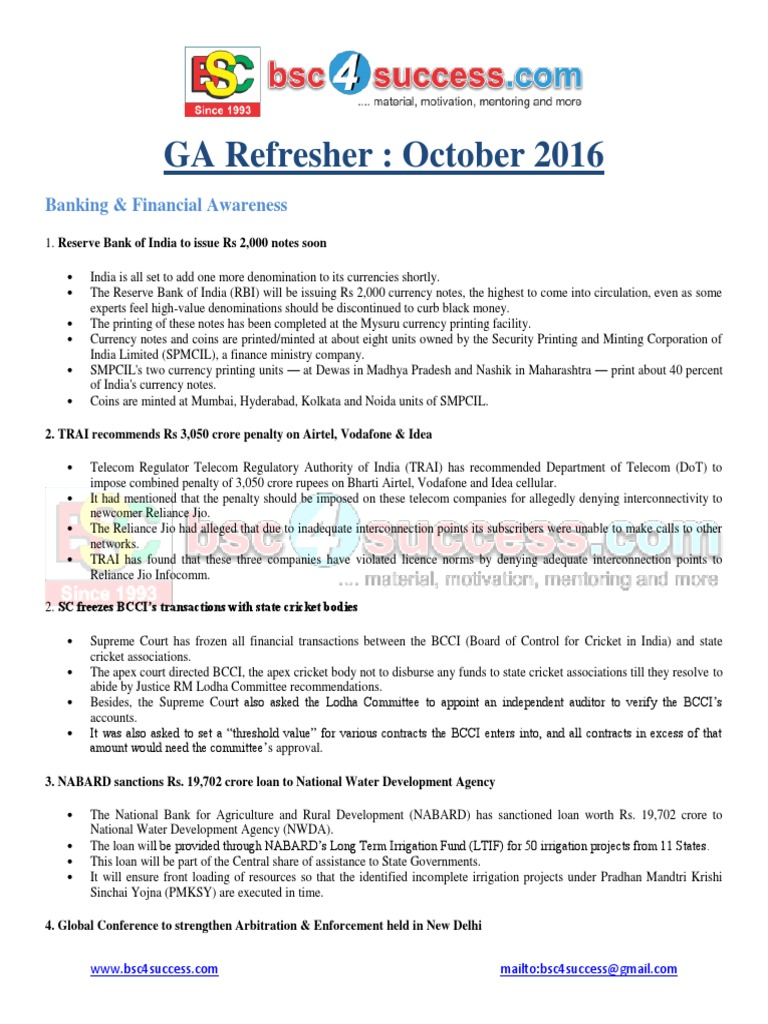 October 2016 ga refresher 2jjj united nations framework october 2016 ga refresher 2jjj united nations framework convention on climate change reserve bank of india aiddatafo Images