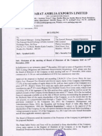 Outcome of Board Meeting (Board approves Buyback of Equity Shares) [Board Meeting]