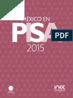 Resultados PISA 2015