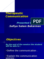 Therapeutic Communication Pourpoint New 2