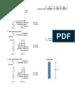 Perhitungan EA Dan EI Untuk Input Ke PLAXIS