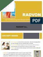 [Radiant] RADVON PPT(161117)Nardev